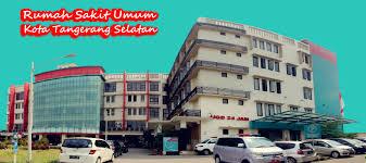 Jadwal Dokter RS Kota Tangerang Selatan