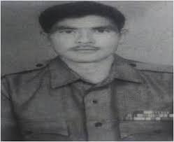 File Photo of Gabar Singh Negi, Victoria Cross