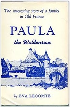 Book by Eva Lecomte - Paula the Waldensian
