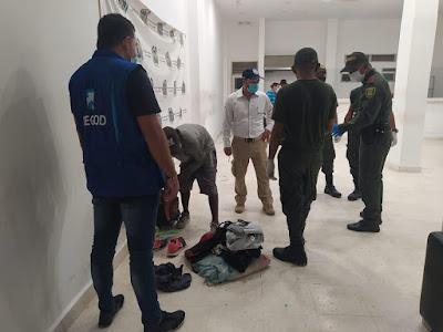 hoyennoticiaa.com, Deportados seis migrantes ilegales venezolanos