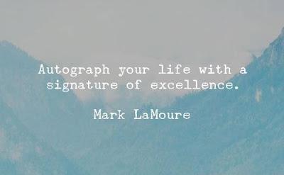 Life Autograph Quotes