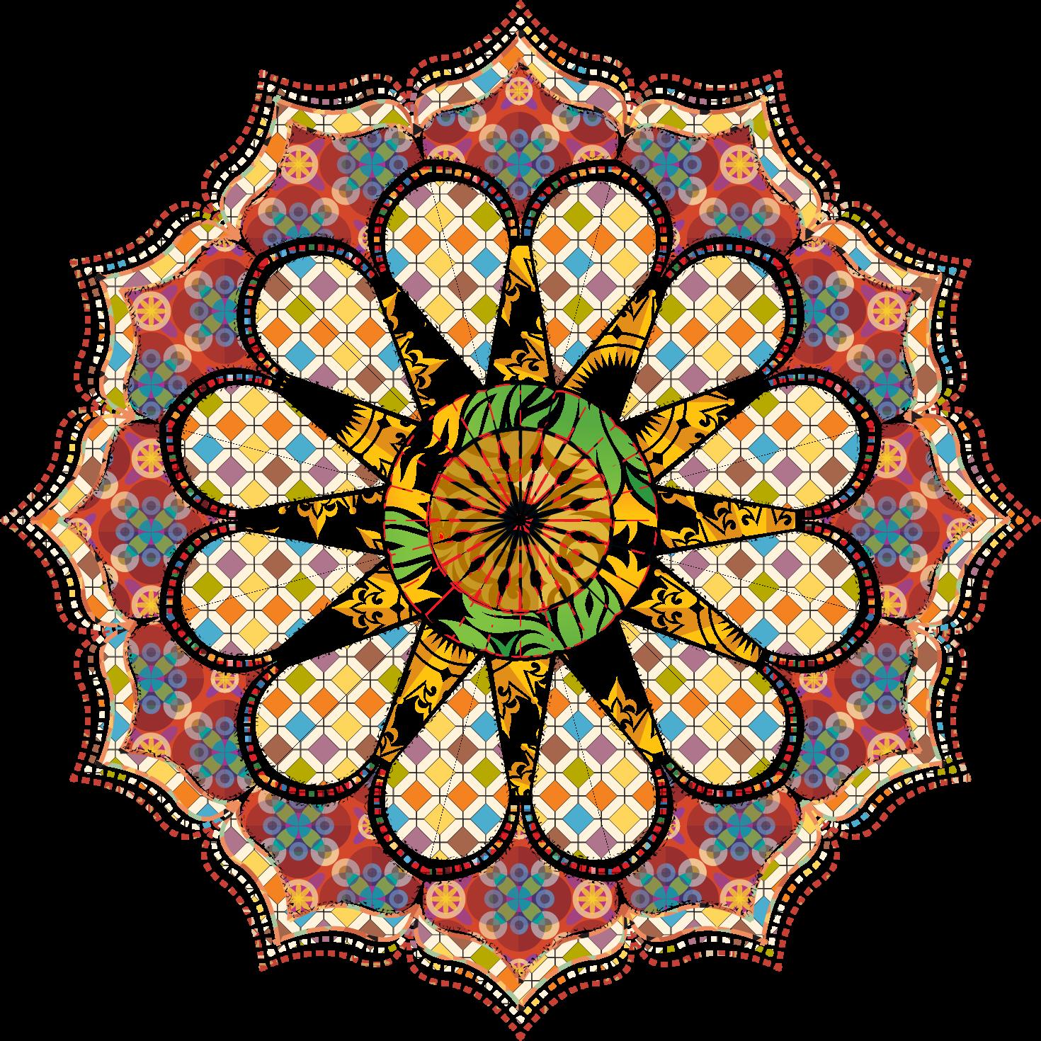 خلفيات زخارف اسلامية زخرفة اسلامية زخرفة على شكل دائرة