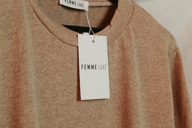 Femme Luxe Loungewear Set & T -shirts #8
