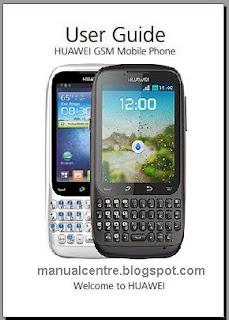 Huawei G6800 Manual Cover