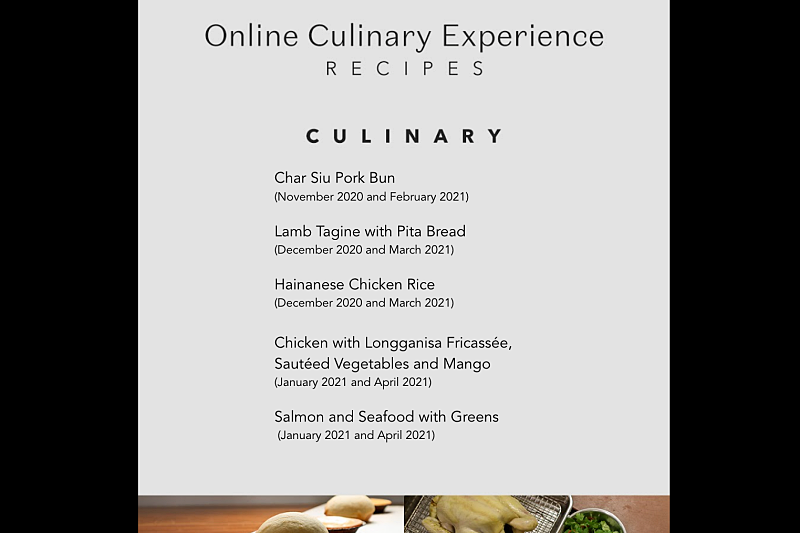 École Ducasse Online Culinary eXperience by Enderun Extension Enderun Colleges Philippines, Short Course Offered at Enderun Colleges, YedyLicious