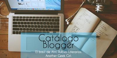 Catálogo Blogger.