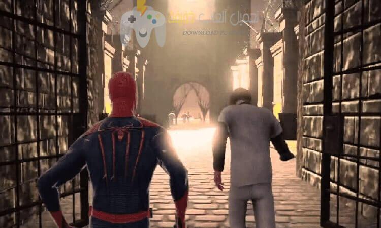 تحميل لعبة سبايدر مان 1 Spider Man للكمبيوتر