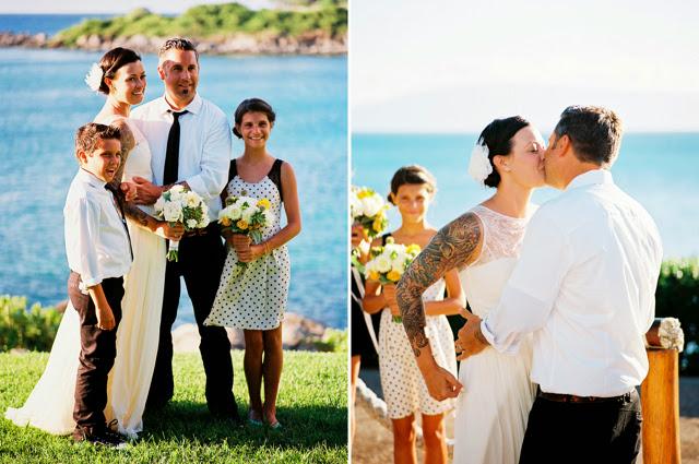 merrimans kapalua maui wedding portraits