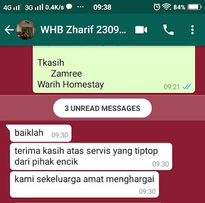 Warih-Homestay-Testimoni-Tn Zarif-2