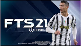 Download FTS 21 Mod UEFA Champions League Best Graphics New Kits & Update Latest Transfer
