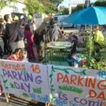 Parking Day en los coles STARS