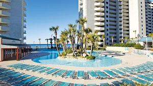 Long Beach Resort Vacation Rental Condo, Panama City Beach FL