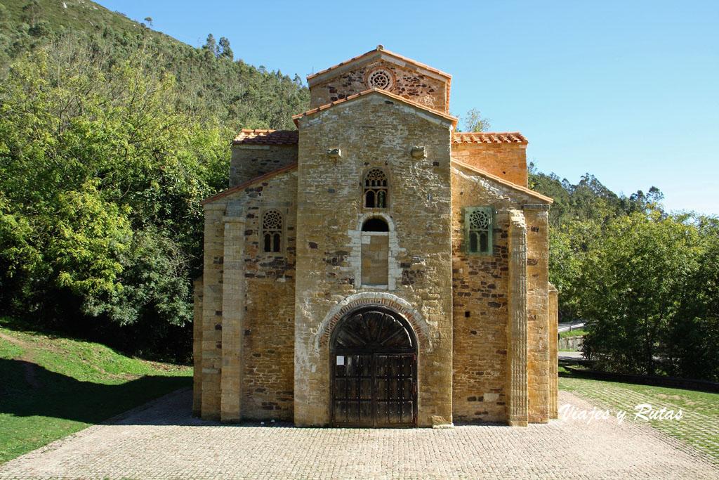 San Miguel de Lillo, prerrománico asturiano