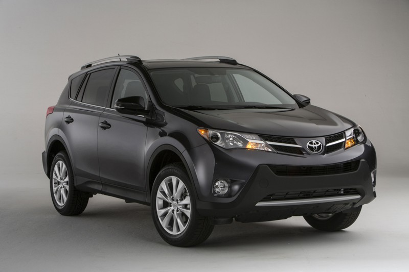 All New 2013 Toyota RAV4 PHL Specs And Pricing Revealed