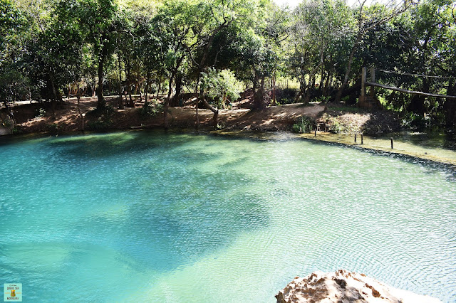 Cool Springs en loop de Thakhek, Laos