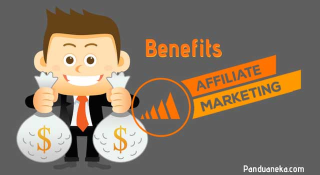 Kelebihan Affiliate Marketing