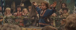 Banquet scene from original Willow film