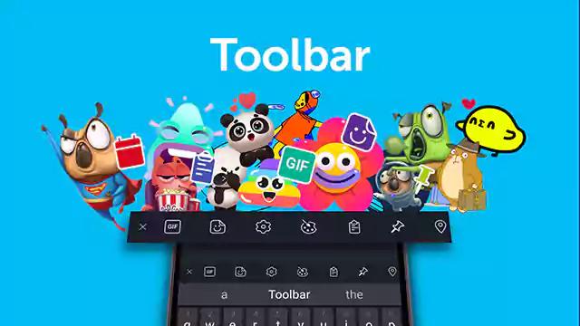 تحميل تطبيق اندرويد SwiftKey Keyboard تصحيح الكتابة