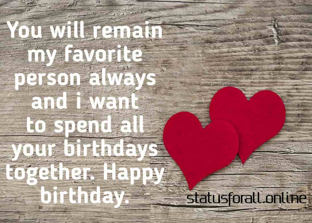 Best Impressive Happy Birthday Wishes For Girlfriend — Birthday Wishes For Lover In English
