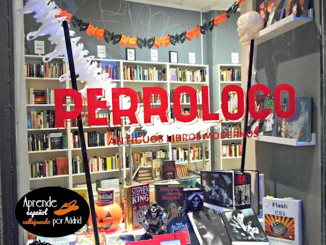 librería perroloco
