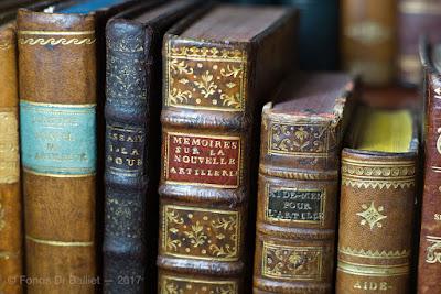 """Sources imprimées… Un """"must"""" pour tout chercheur qui se respecte (coll. & cliché Balliet J.M.)"""