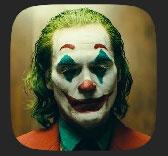Foto/Gambar Filter Joker di Instagram