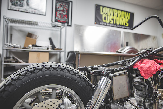Lowbrow Customs Blog-O-Rama