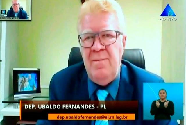 PROJETO DE UBALDO QUE COMBATE GOLPES FINANCEIROS CONTRA IDOSOS É APROVADO NA AL