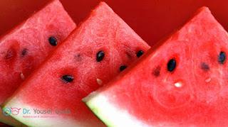 فوائد البطيخ للاطفال و الكبار