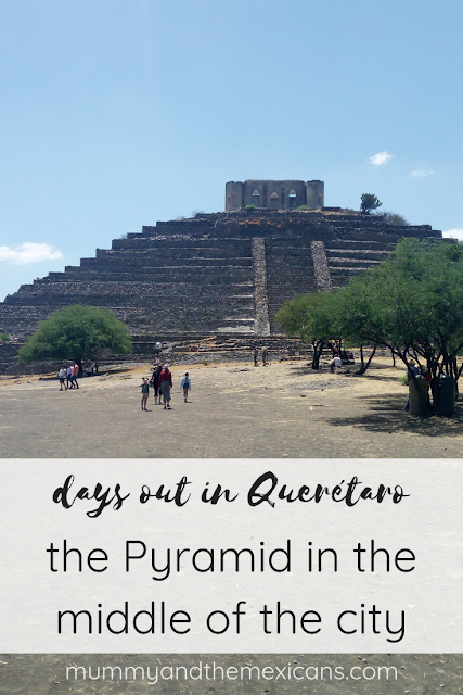 Days Out In Querétaro - The Pyramid Of El Pueblito