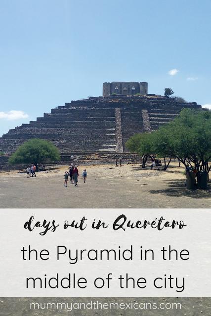 Days Out In Querétaro - The Pyramid Of El Pueblito