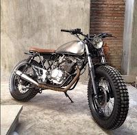 Inilah yang menentukan keren tidak nya sebuah motor custom