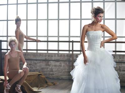 5 Grazi Massafera vestida de noiva