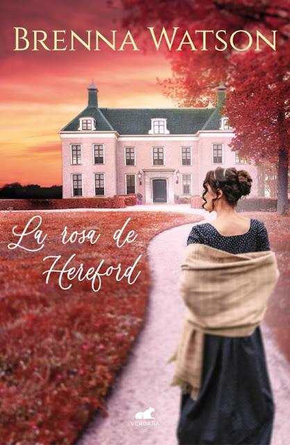 novela romántica la Rosa de Hereford