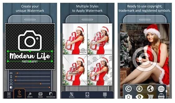 Aplikasi Cara Menambahkan Watermark pada Gambar Android - Watermark Apps Android Add Watermark on Photos