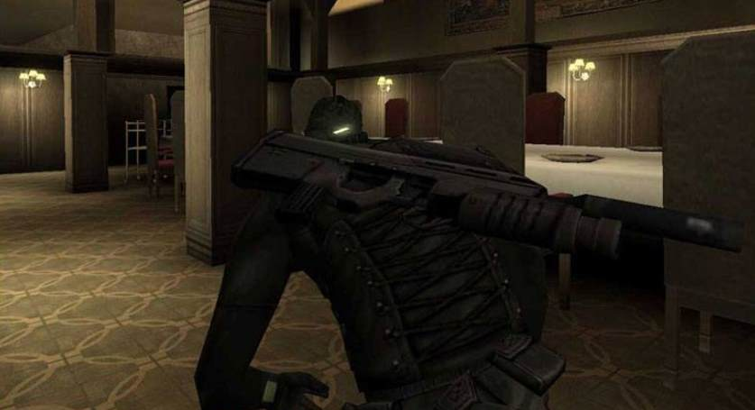 Tom Clancy's Splinter Cell 1 PC Full Español