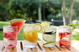 Jenis-Jenis Minuman yang Bisa Melangsingkan Perut Buncit Bergelambir