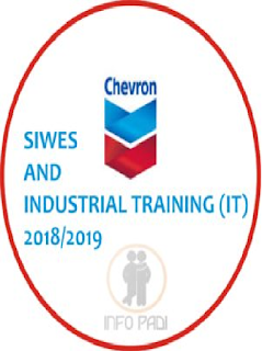 Chevron Nigeria Limited is recruitment for Intern Chevron Nigeria Limited.