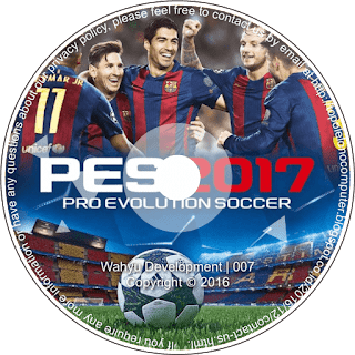 Download Pro Evolution Soccer 2017 with Google Drive