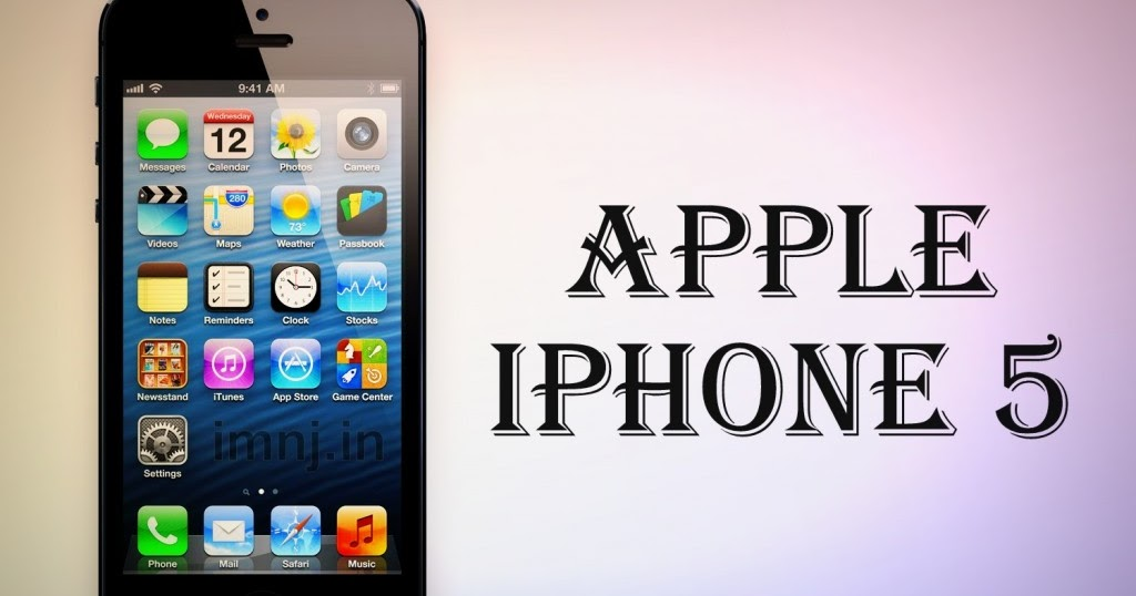 iphone 5 features apple iphone 5 specifications and features and price 10986