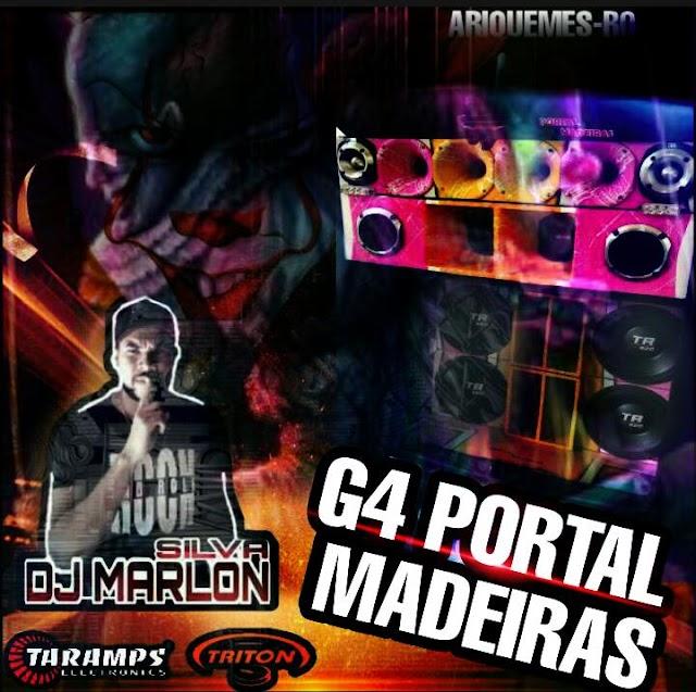 CD G4 PORTAL MADEIRAS VOL.2 - DJ MARLON SILVA