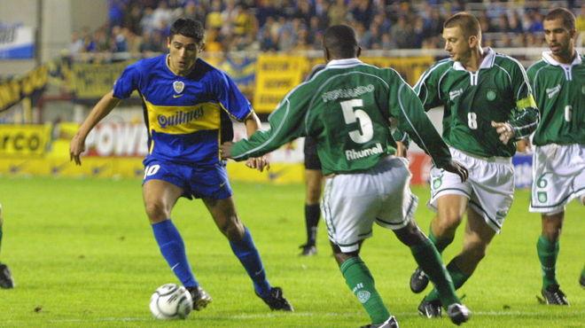 Boca Juniors x Palmeiras