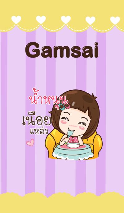 NAMNUN gamsai little girl_S V.01