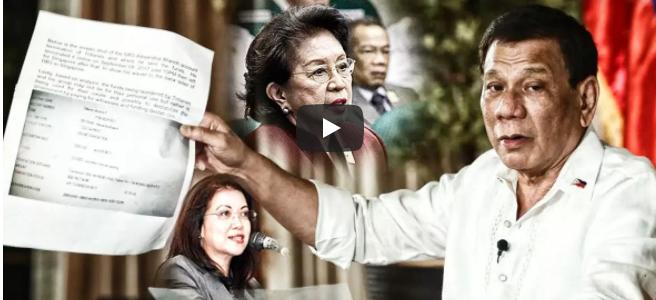 Nakakagulat Na Hamon Ni Duterte Kay Ombudsman Morales At Chief Justice Sereno