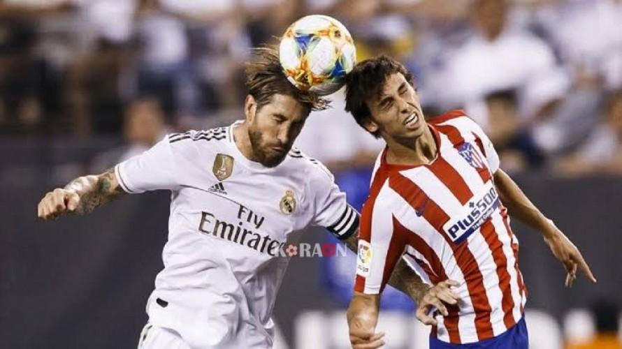 نتيجة مباراة ريال مدريد واتليتكو مدريد بتاريخ 12-01-2020 كأس السوبر الأسباني