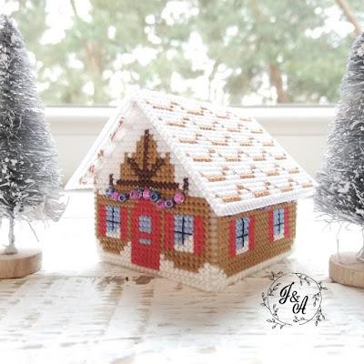 mój domek 3D
