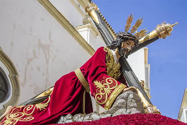 Anunciados los actos de Cuaresma y Semana Santa 2021 de la Hermandad de El Caído de Cádiz