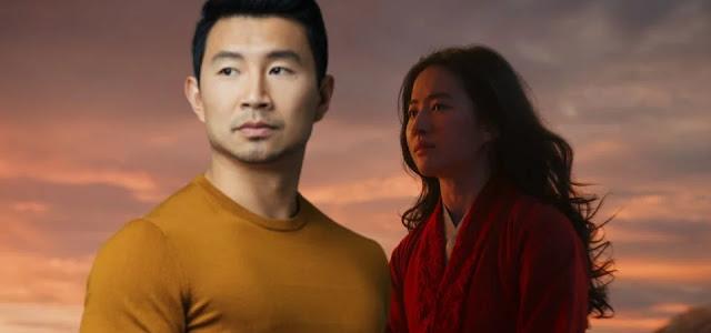 Estrela de 'Shang-Chi' da Marvel, Simu Liu, critica 'Mulan' da Disney