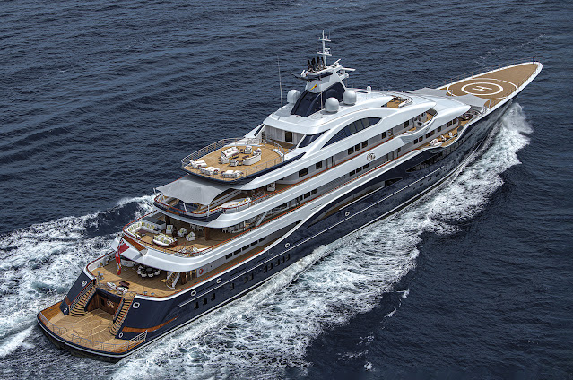 Inside Lürssen?s latest superyacht: on board M/Y TIS