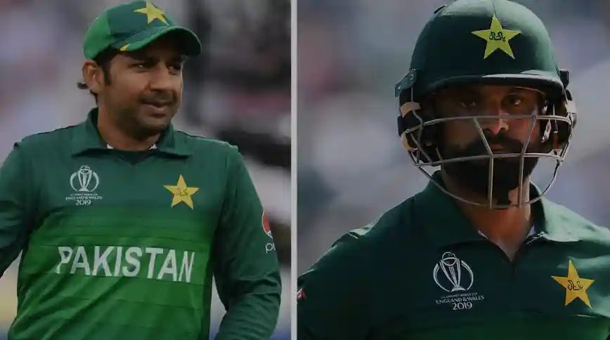 Hafeez Speaks Up on Reports of Feud With Sarfaraz